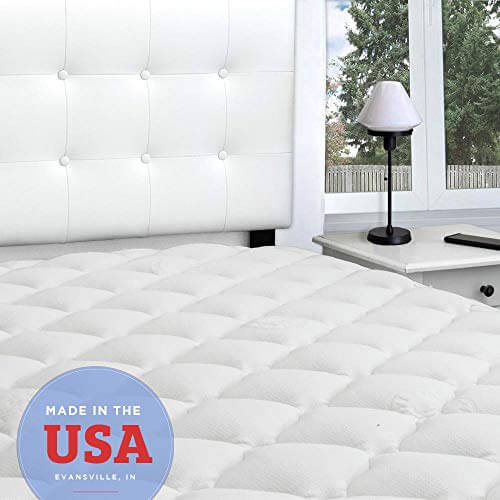 Best Bamboo Mattress Toppers For 2020 🐼 Top 9 Picks